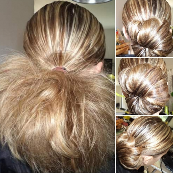 Coiffure Mariage Loulou Coiffure